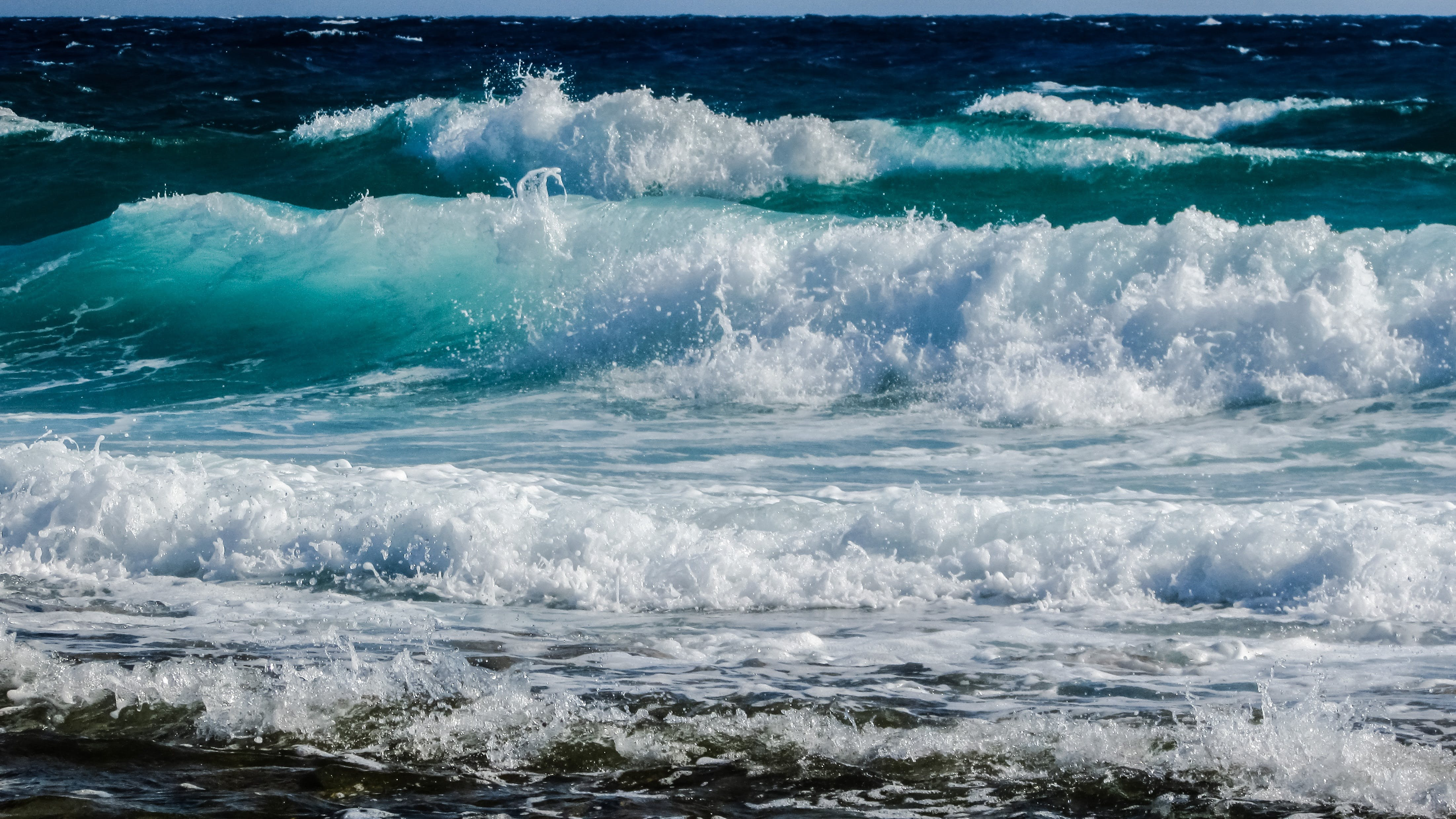 Free stock photo of sea, nature, beach, wave