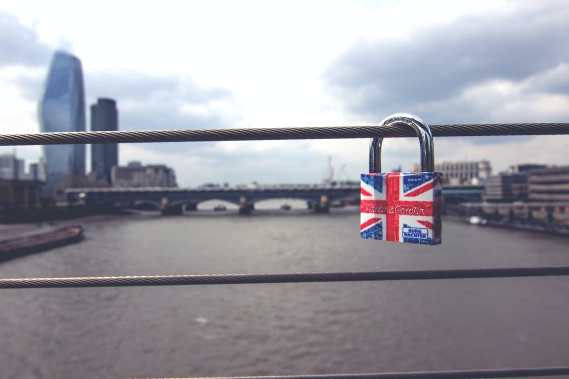 倫敦, 城市, 掛鎖 的 免费素材图片