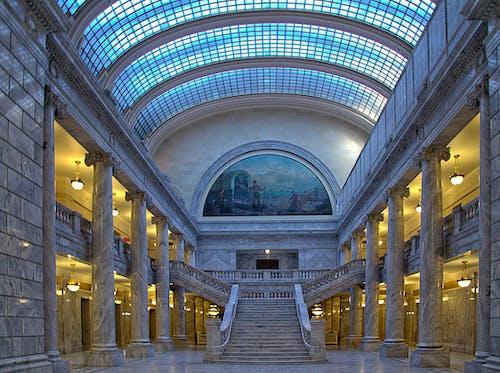 Darmowe zdjęcie z galerii z architektura, biznes, budowa, budynek