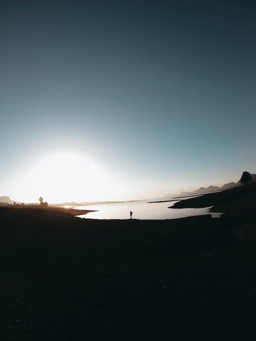Δωρεάν στοκ φωτογραφιών με απόγευμα, αυγή, βουνό, γραφικός