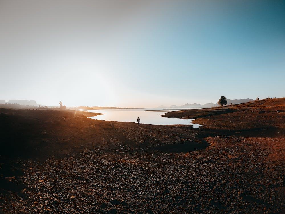ซิลูเอตต์, ทะเลสาป, ธรรมชาติ