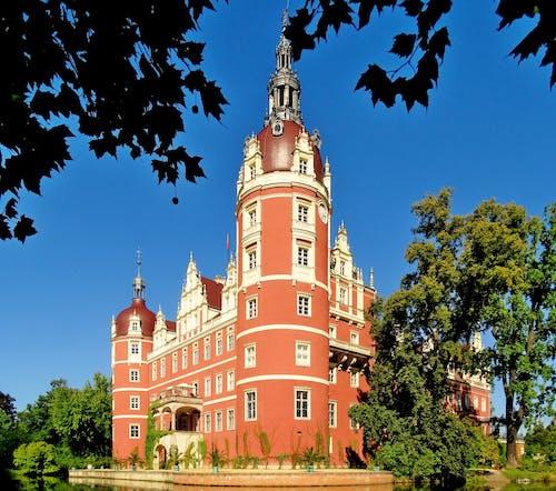 Darmowe zdjęcie z galerii z architektura, budynek, niemcy, zamek