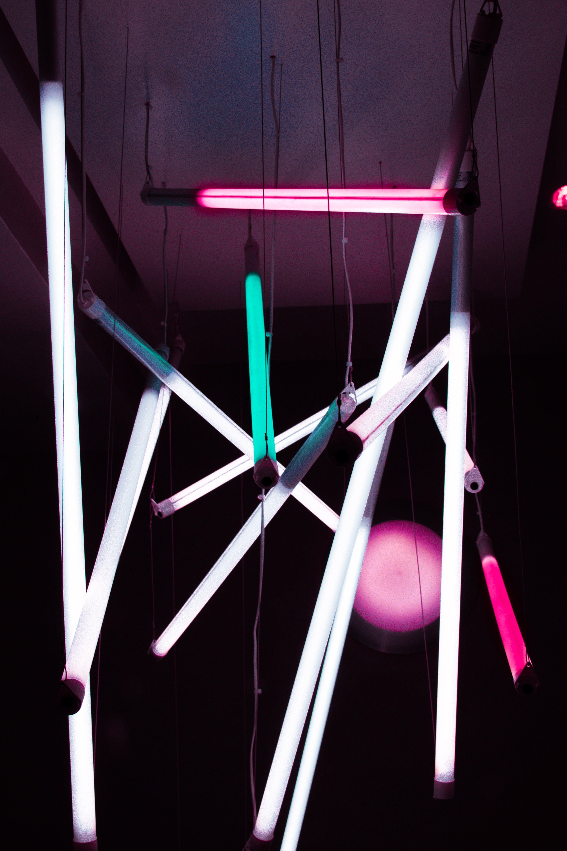 Foto d'estoc gratuïta de abstracte, art, art Modern, color