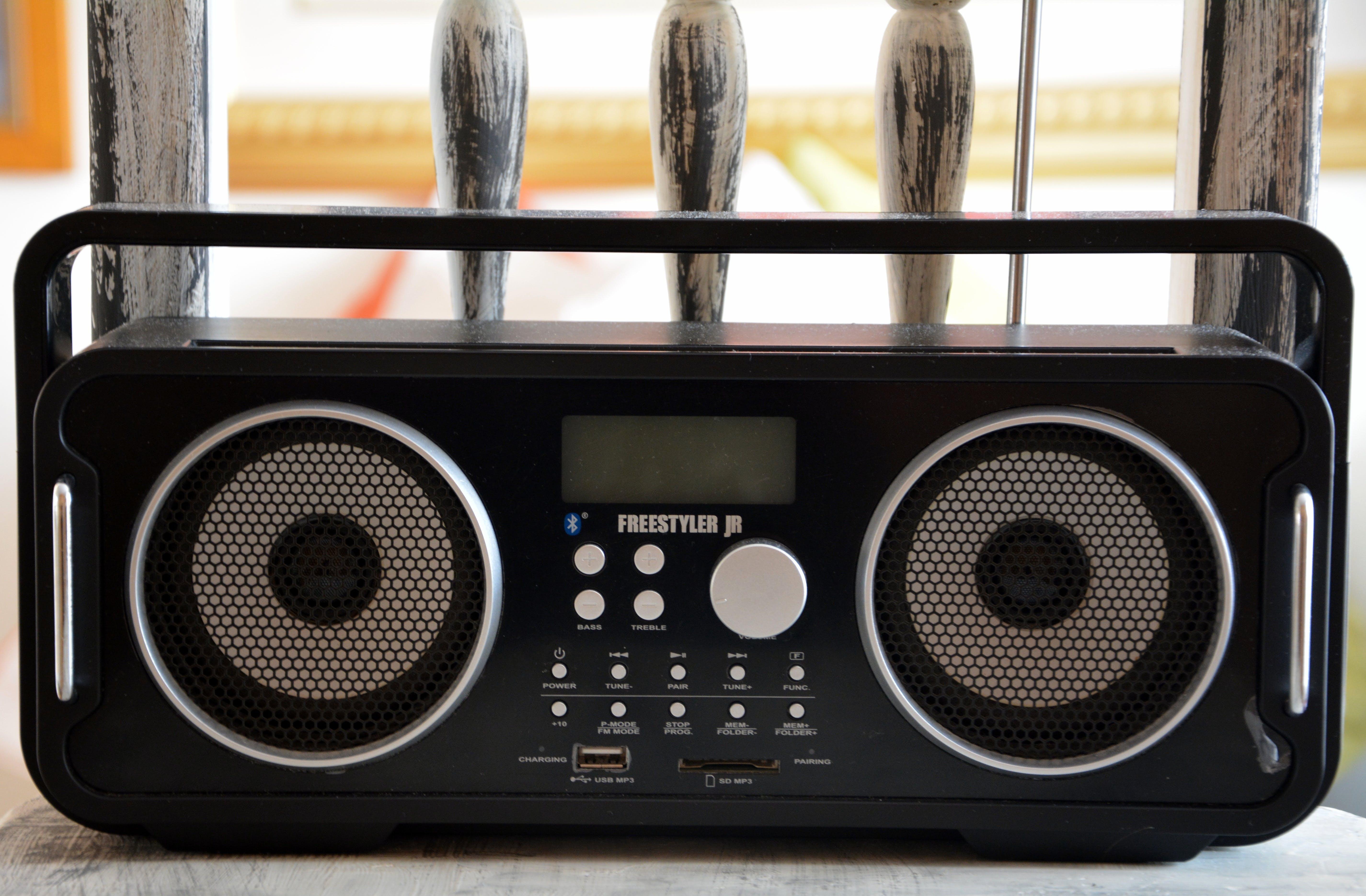 Kostenloses Stock Foto zu analogon, audio, ausrüstung, bass