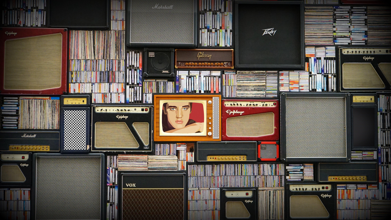 Free stock photo of man, vintage, music, musician