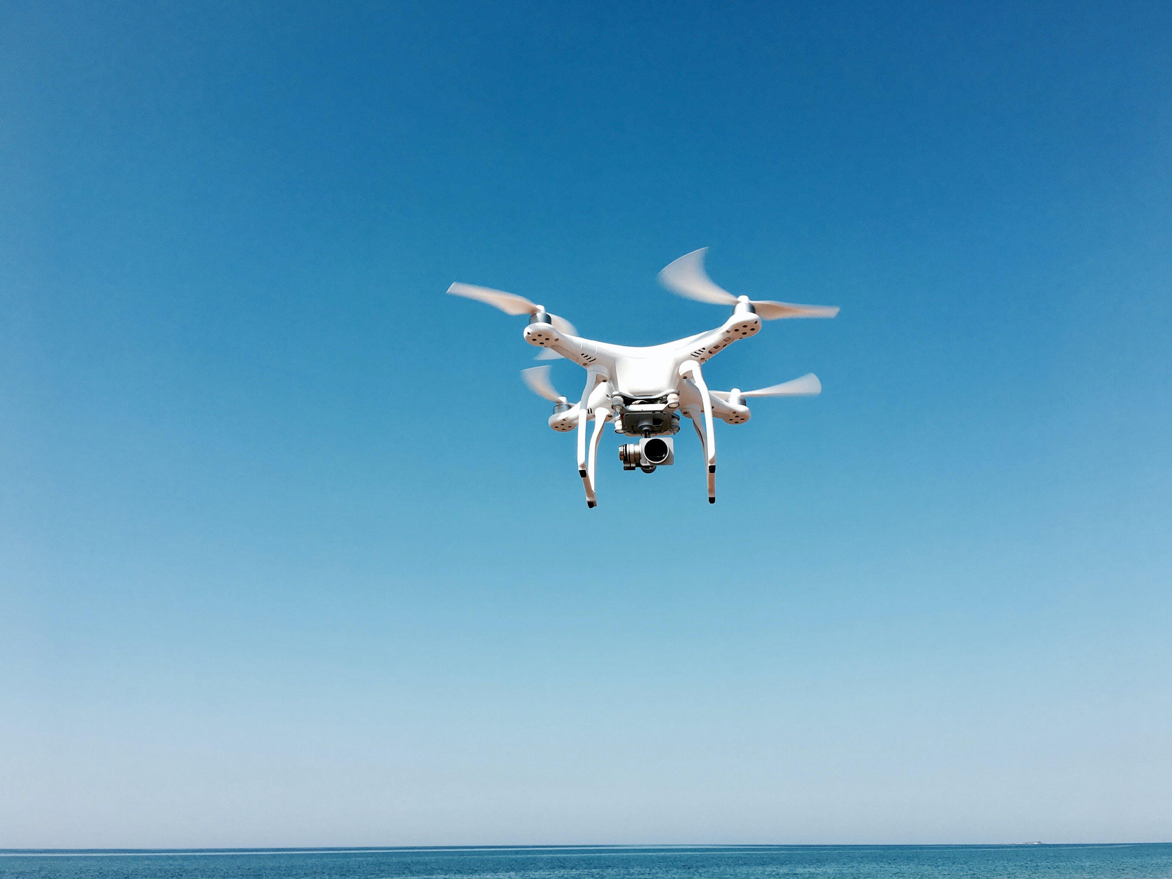 天空, 技術, 無人機, 相機 的 免費圖庫相片