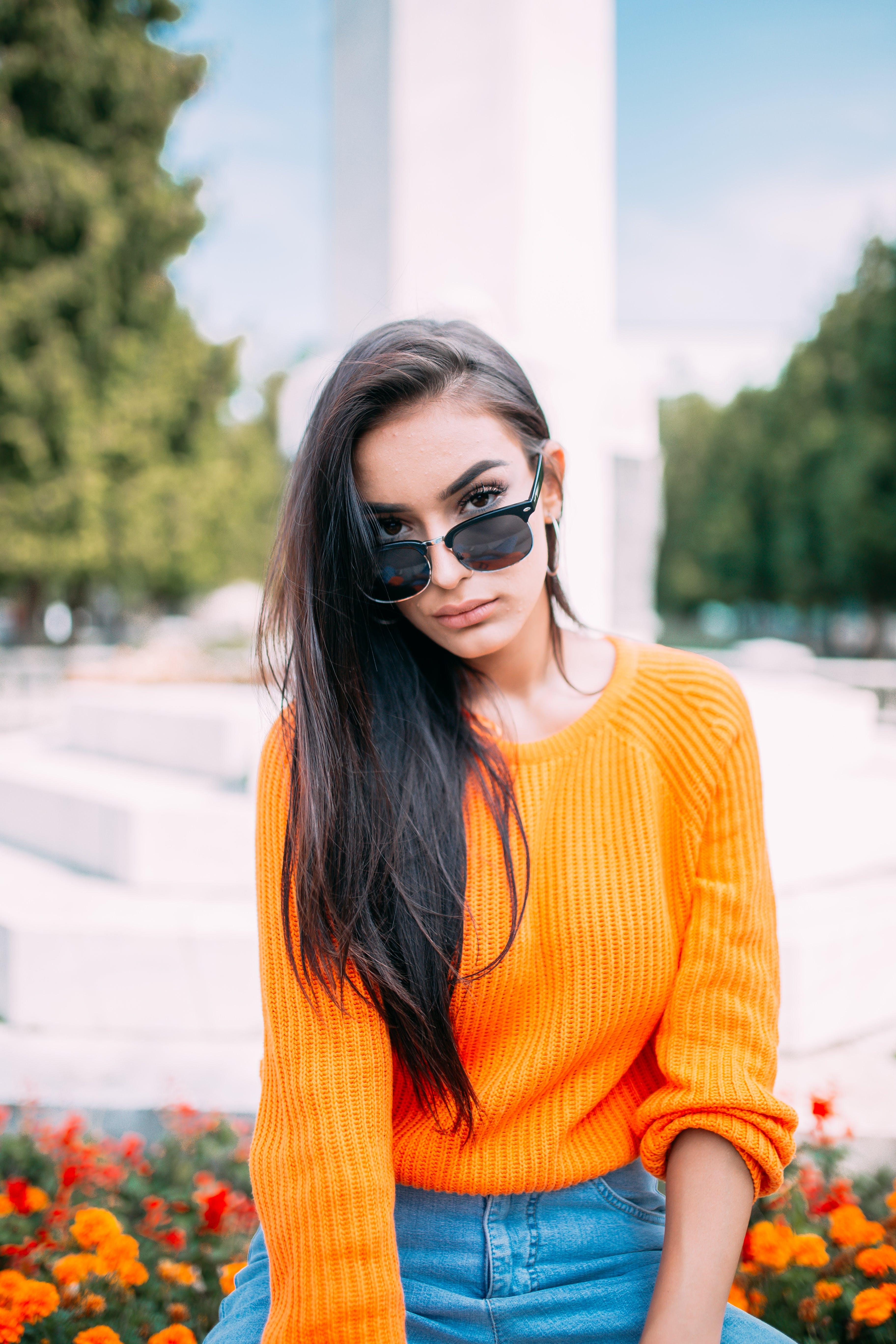 매력적인, 모델, 사람, 선글라스의 무료 스톡 사진