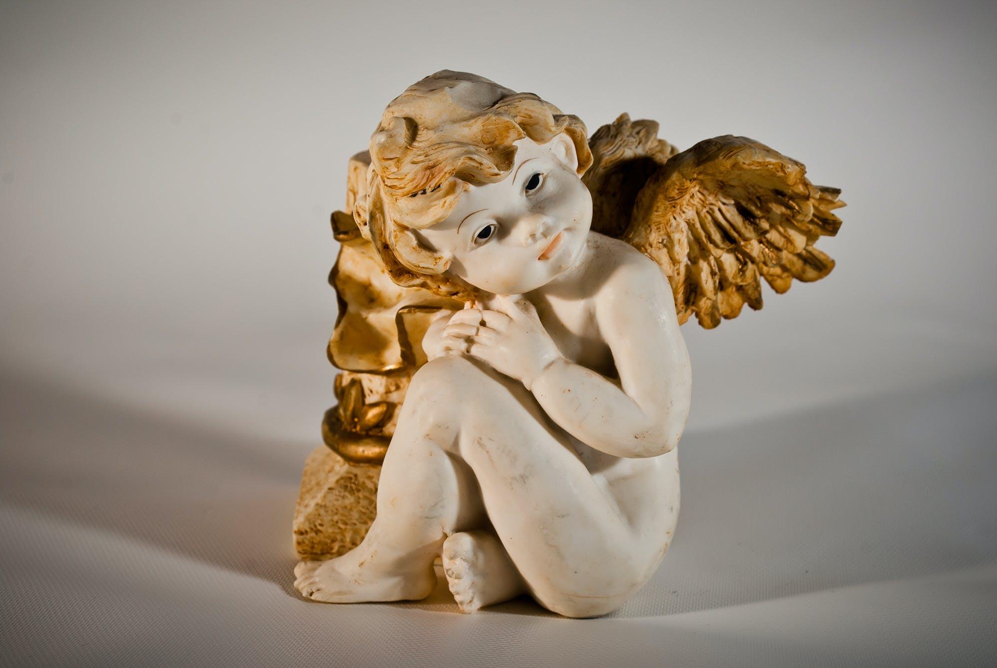 Free stock photo of angel, baby