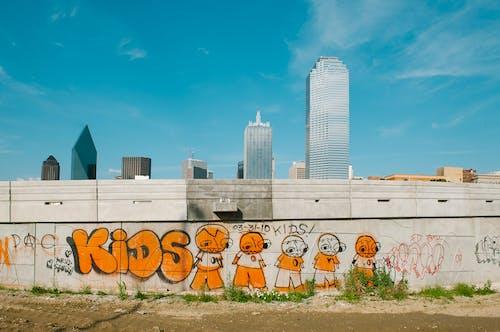 Photos gratuites de art, art urbain, bâtiments, citadin