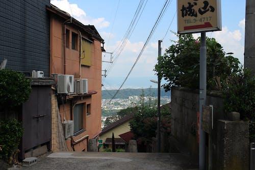 Free stock photo of building, cityview, ikoma