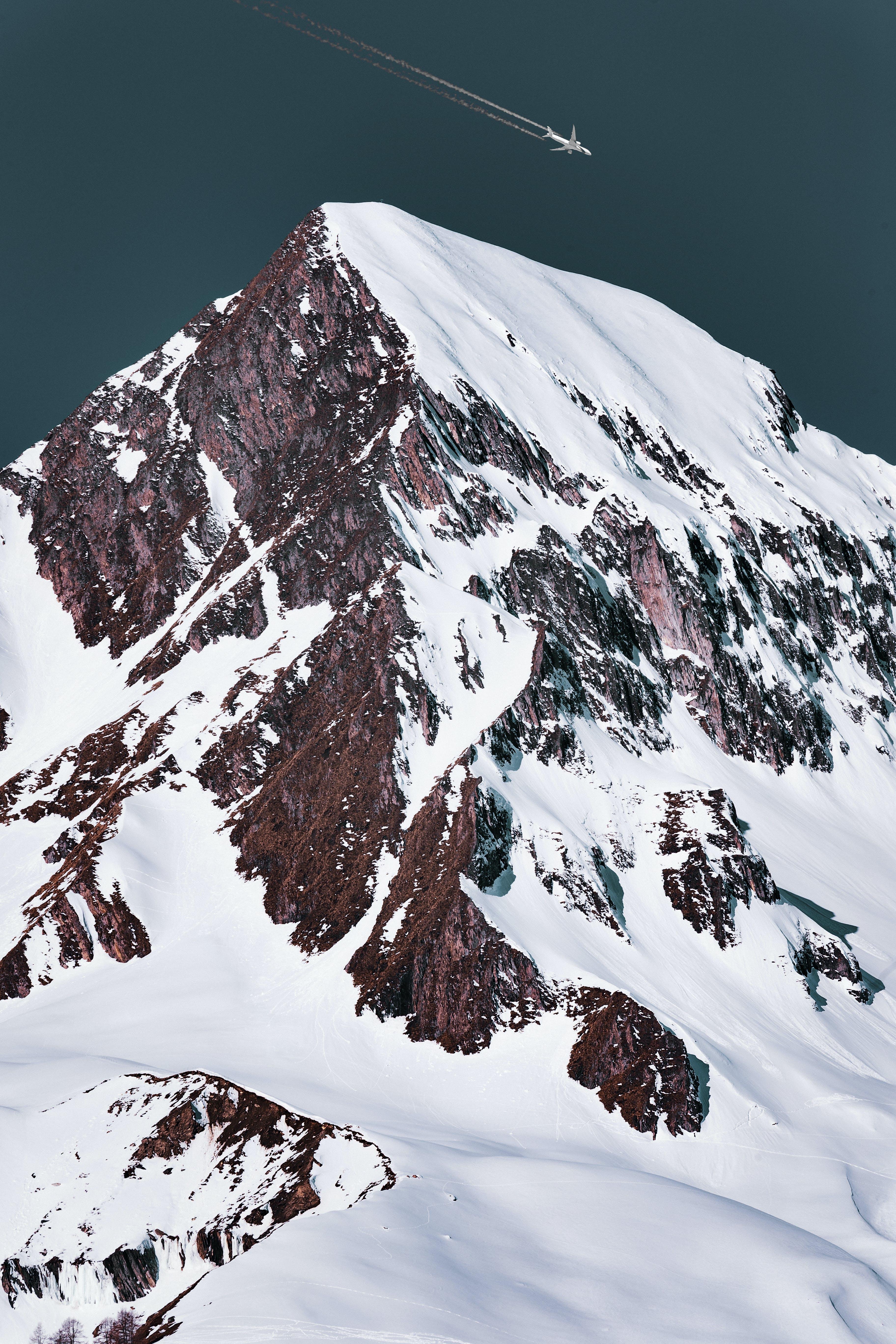 Immagine gratuita di alto, arrampicarsi, avventura, cima della montagna