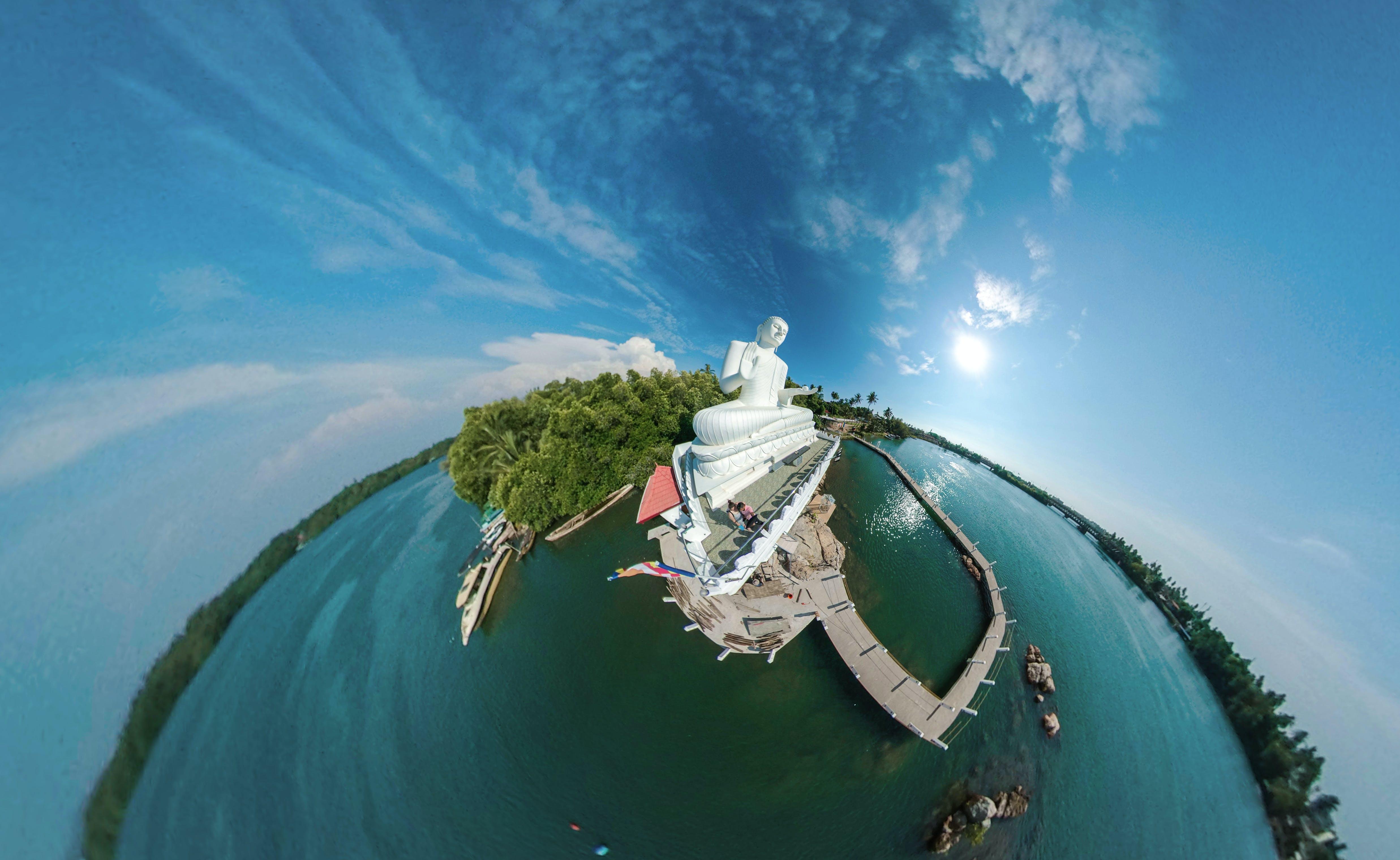 คลังภาพถ่ายฟรี ของ กลางวัน, กลางแจ้ง, การถ่ายภาพ 360 องศา, การท่องเที่ยว