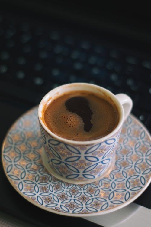 エスプレッソ, カフェイン, コーヒー