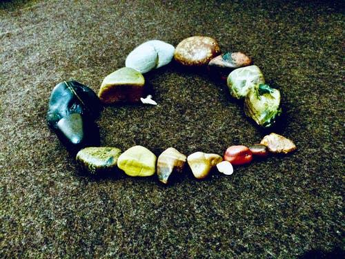 Бесплатное стоковое фото с галька, камень, камни, любовь
