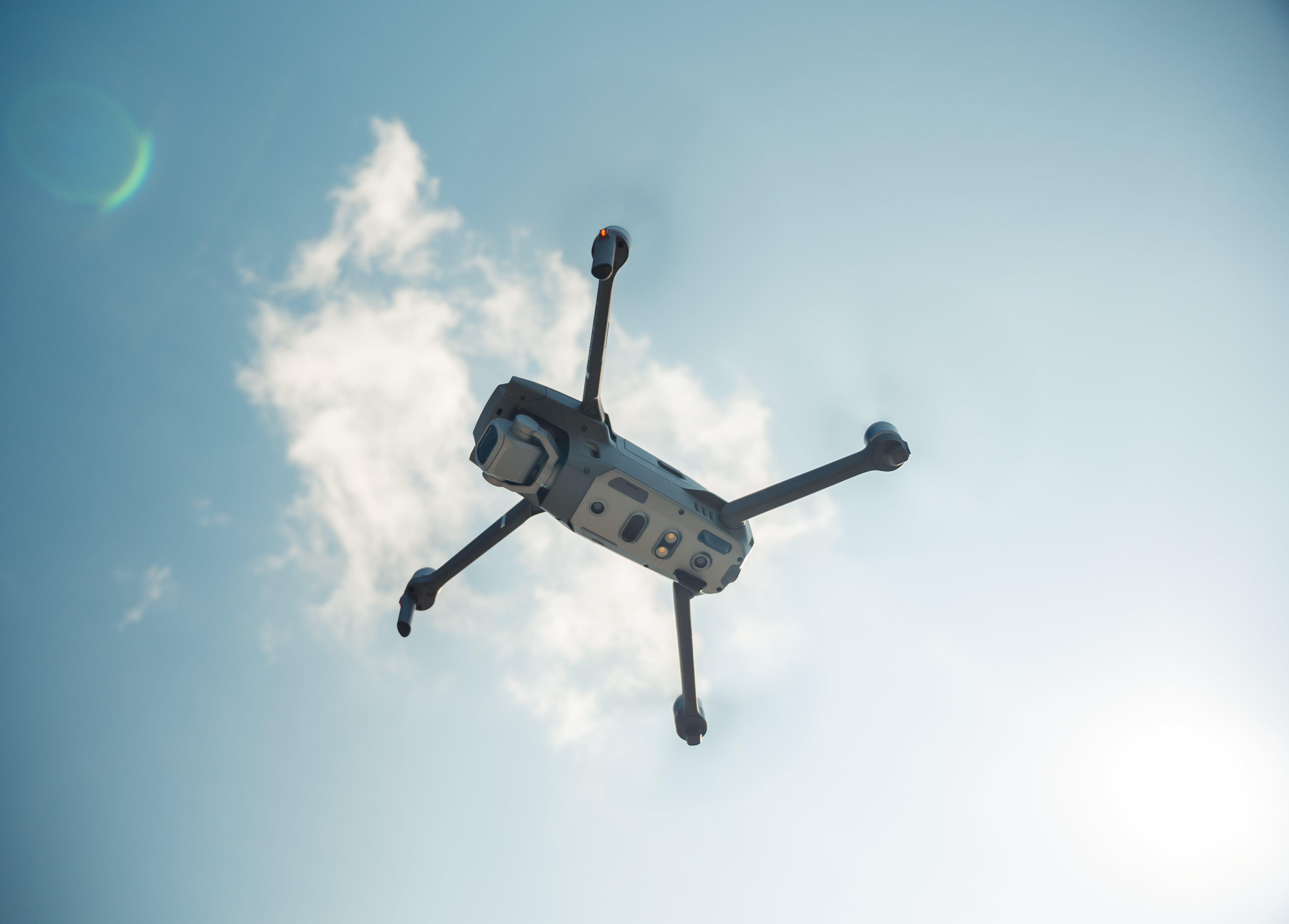 Photos gratuites de appareil photo, caméra drone, dji, dji mavic pro