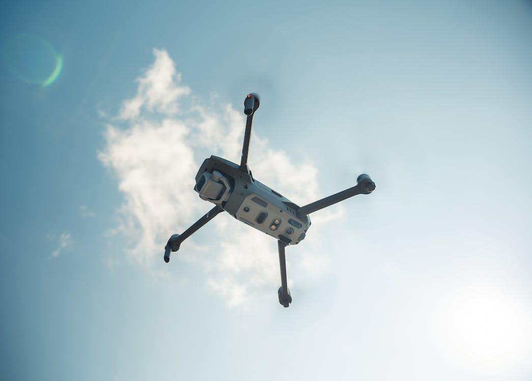 bay, Công nghệ, dji