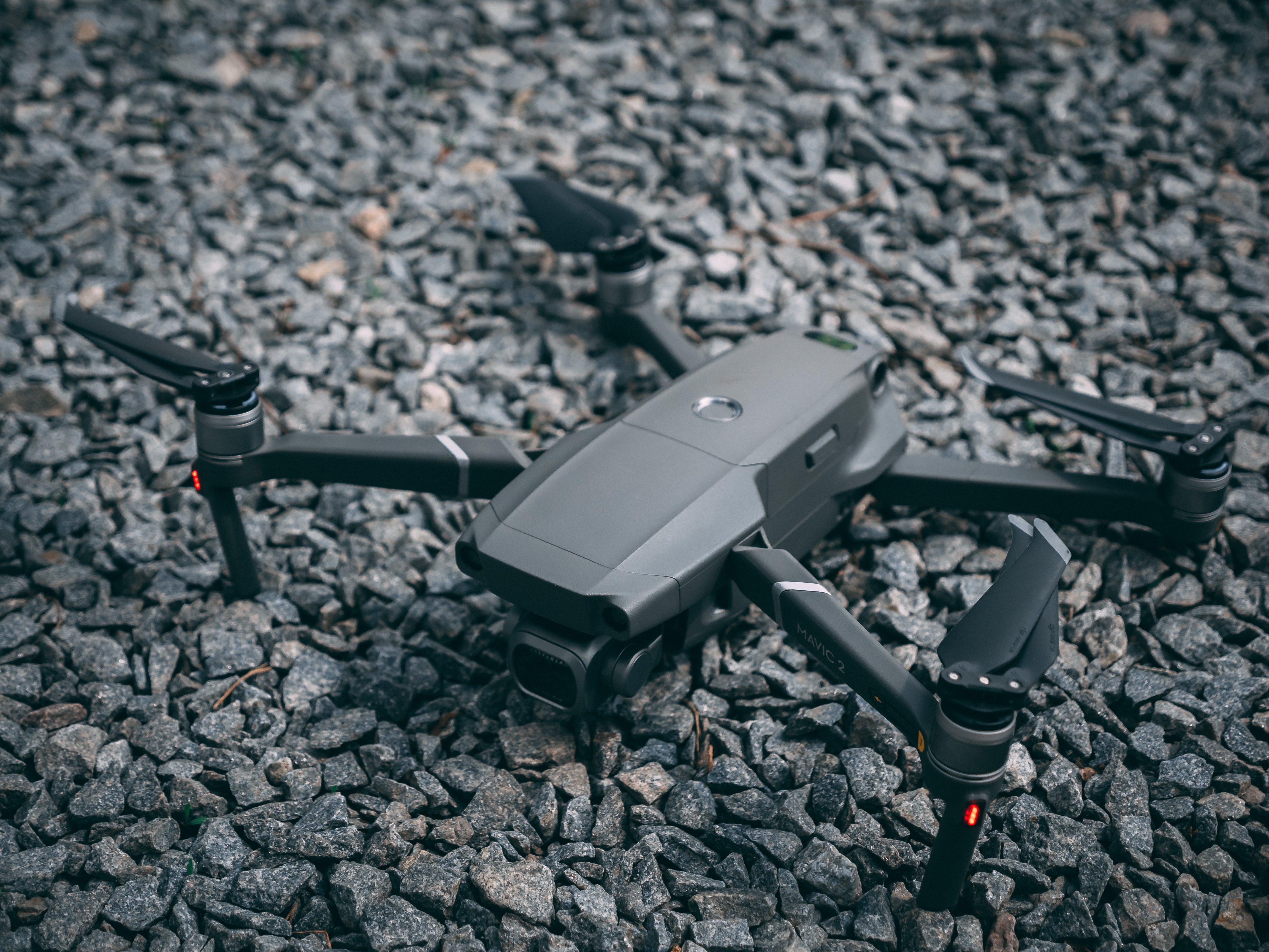 Photos gratuites de appareil digital, cailloux, drone, quadcopter