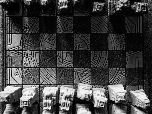 Základová fotografie zdarma na téma 4k tapeta, bílá, černá, černobílý