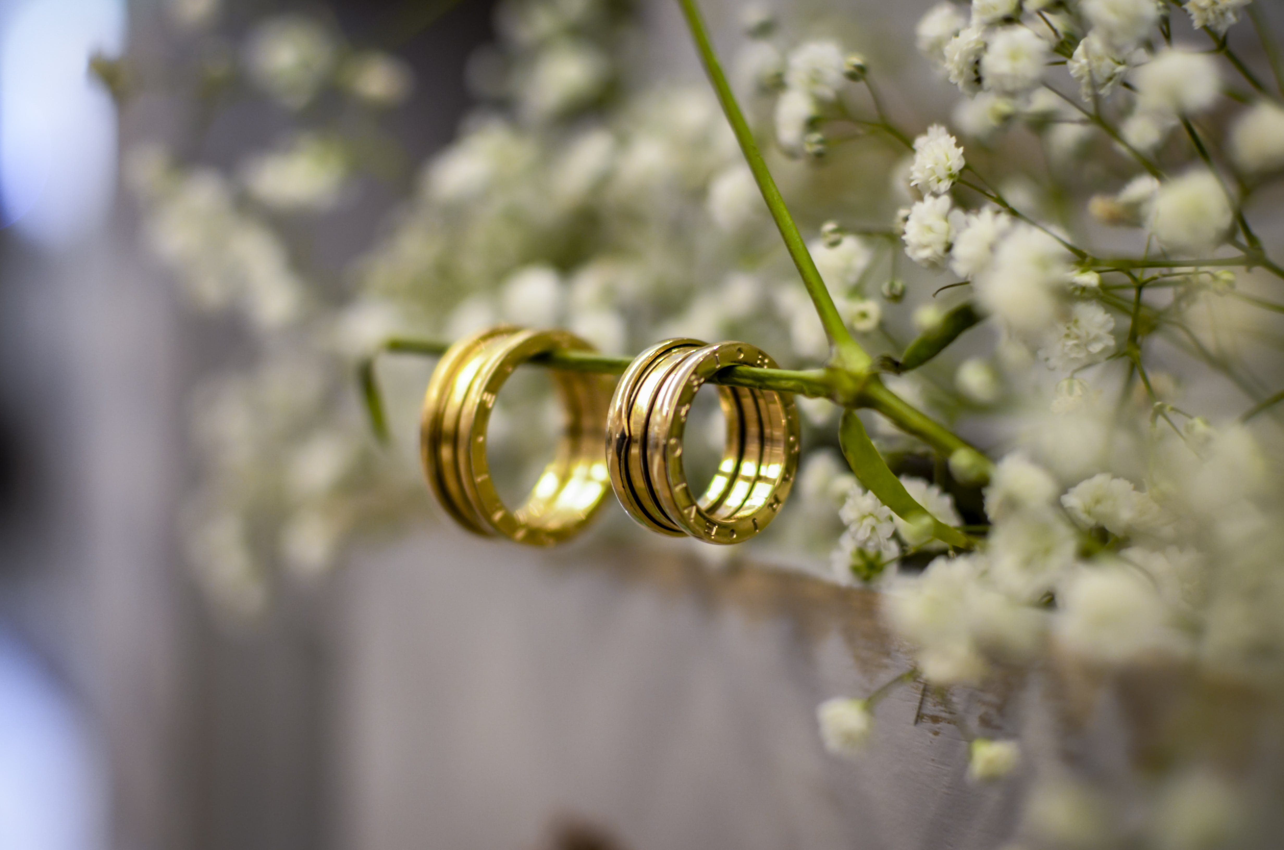 Gratis lagerfoto af binding, blomster, bryllup, bryllupsbands