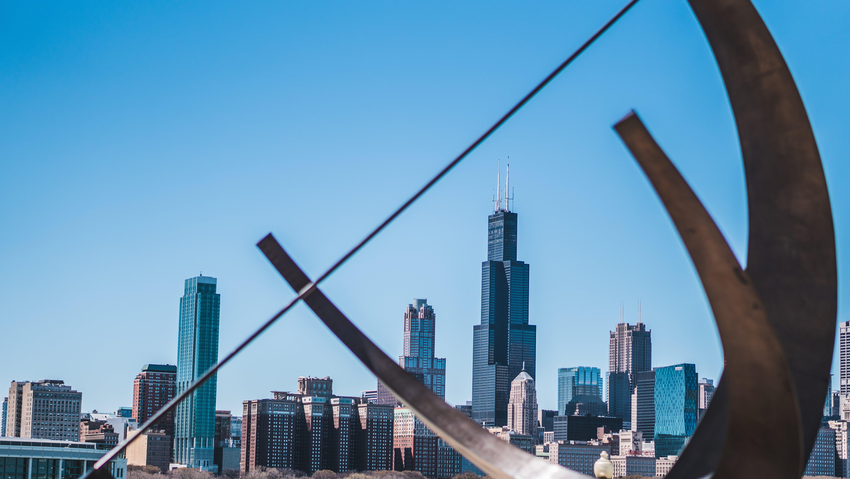 Kostenloses Stock Foto zu architektur, brücke, büro, business