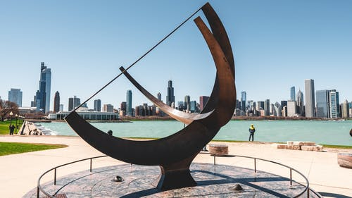 Adler Planetarium at Chicago