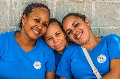 Photos gratuites de femmes, république dominicaine, sourires