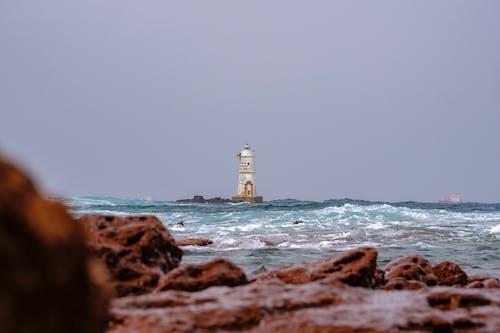Foto profissional grátis de ao ar livre, beira-mar, cênico, céu