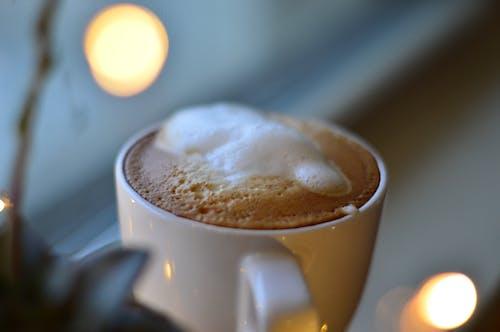 Ilmainen kuvapankkikuva tunnisteilla baari kahvila, Espresso, espressokuva, kahvi
