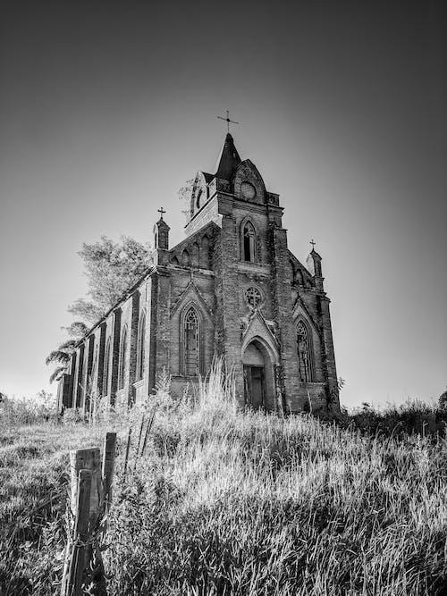 Photos gratuites de abandonné, ancien, architecture, bâtiment