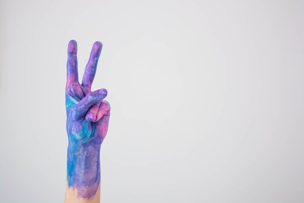 Peace @pexels
