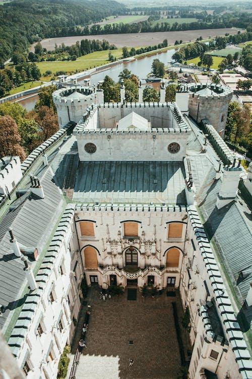 Imagine de stoc gratuită din acoperiș, antic, arhitectură, castel