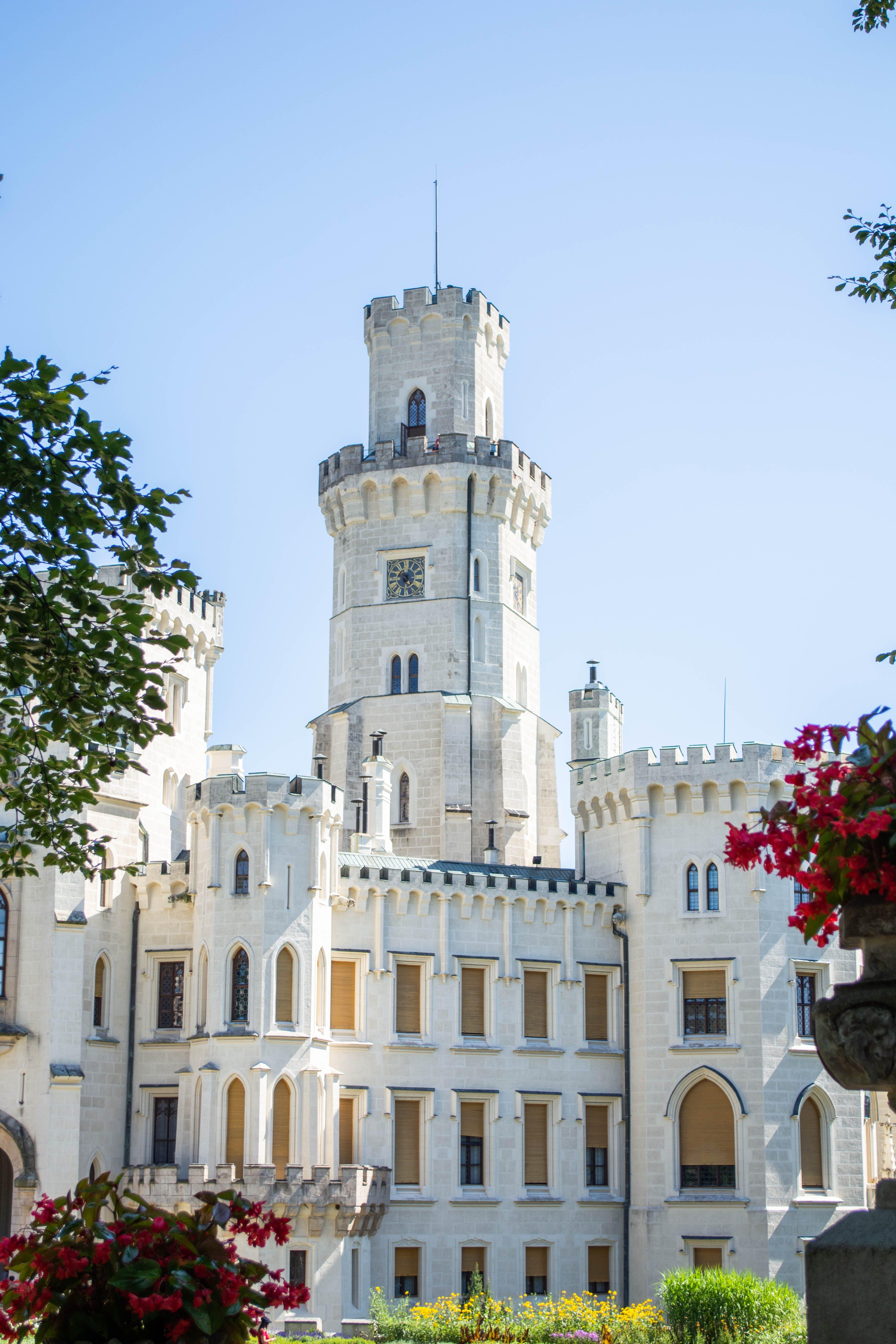 Gratis arkivbilde med arkitektur, bygning, landemerke, slott