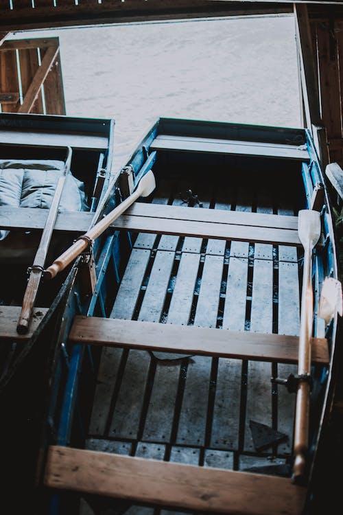 インドア, パドル, ボート, ボートハウスの無料の写真素材