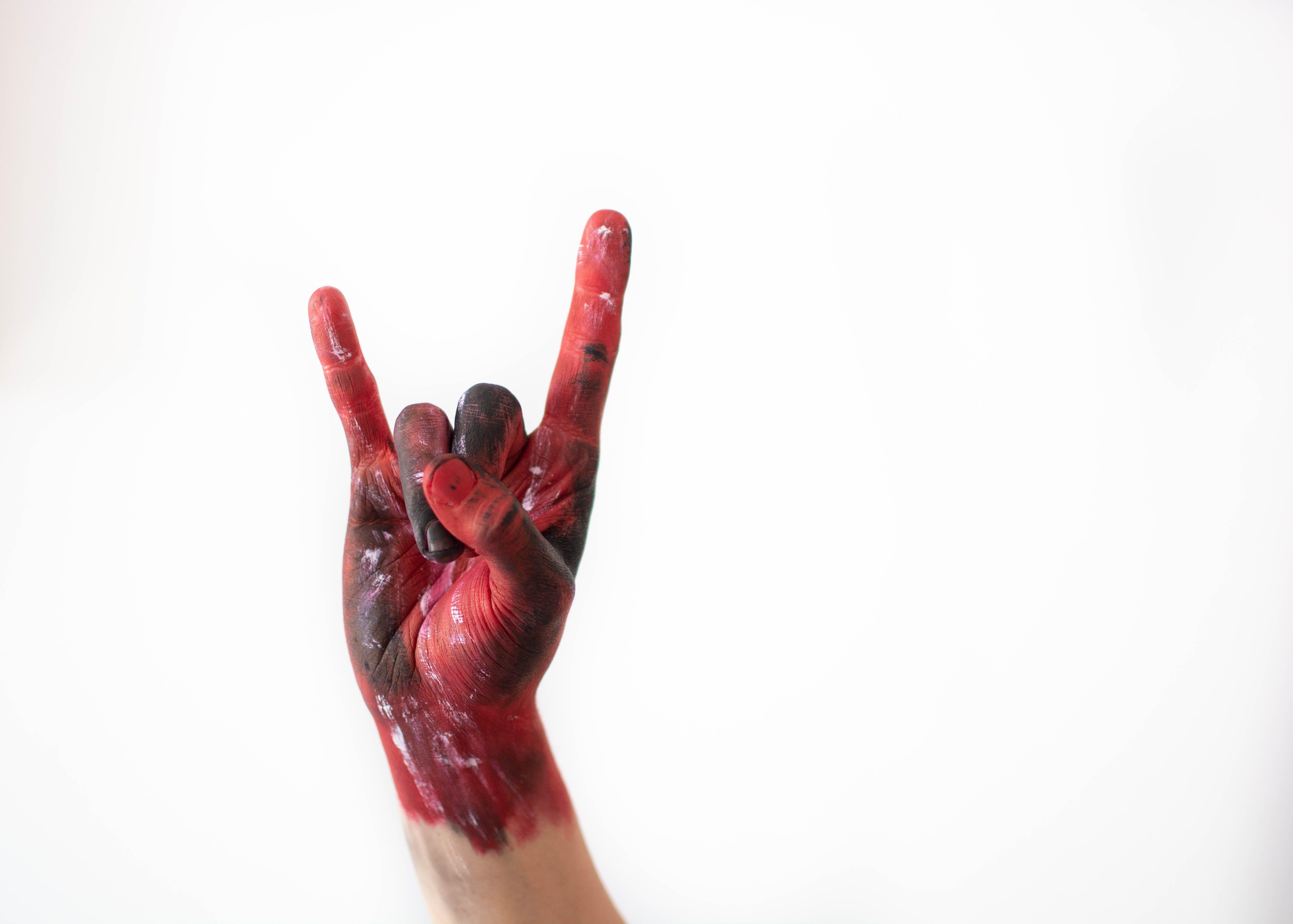 Gratis arkivbilde med design, farge, fingre, hånd