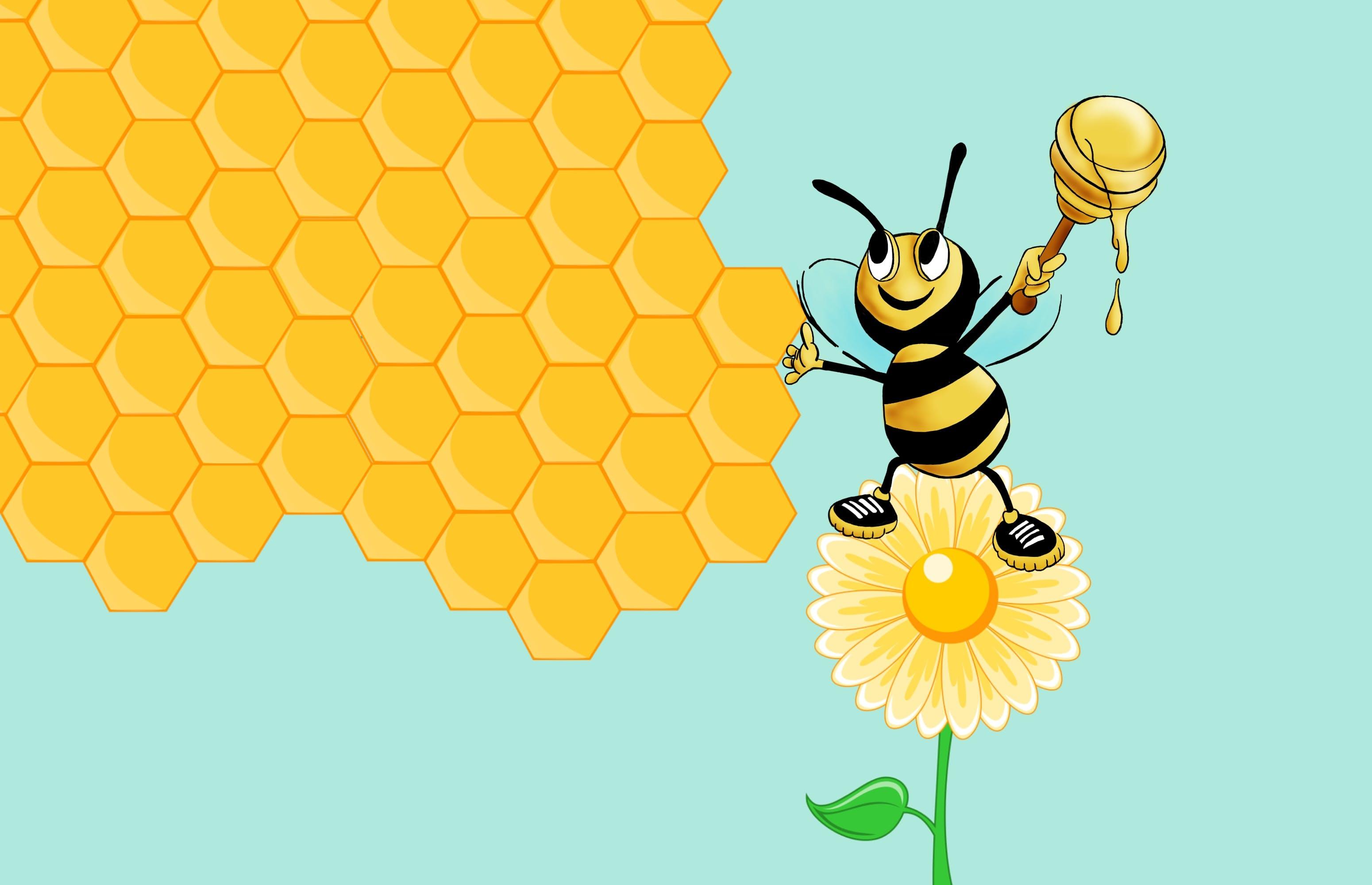 Free stock photo of bee, beehive, beekeeping, contour