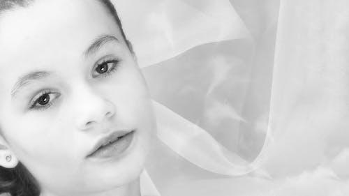 Free stock photo of creamy, milky, portrait photography, silk