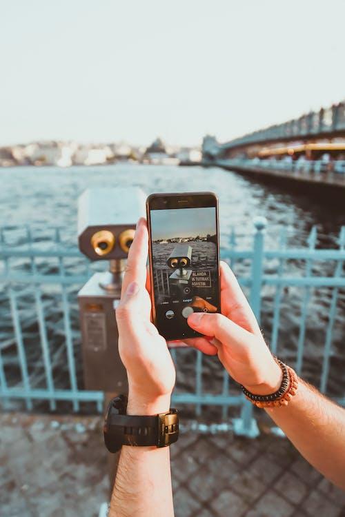 กล้องส่องทางไกลแบบหยอดเหรียญ, กลางวัน, กลางแจ้ง