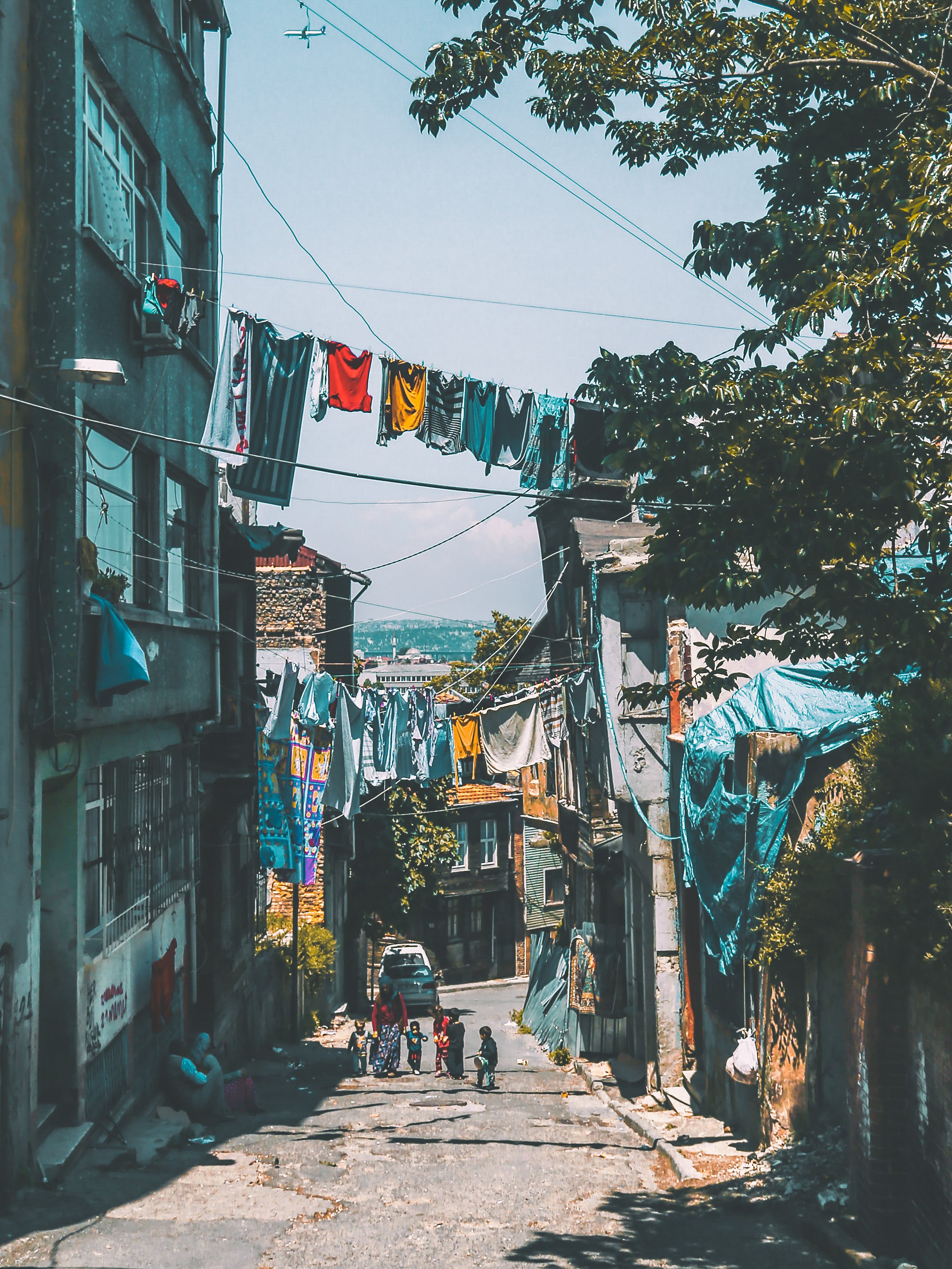 乾燥, 人, 城鎮, 外觀 的 免费素材照片