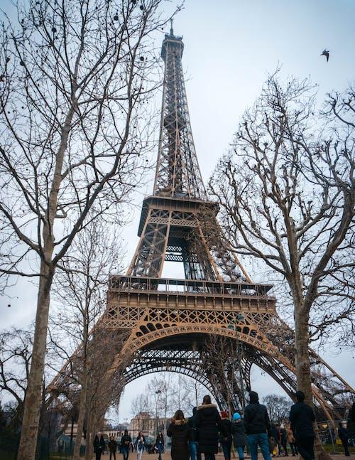 Ảnh lưu trữ miễn phí về điểm đến du lịch, eiffel, paris