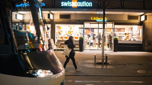 Ảnh lưu trữ miễn phí về đi bộ, phương tiện giao thông công cộng, Thụy sĩ