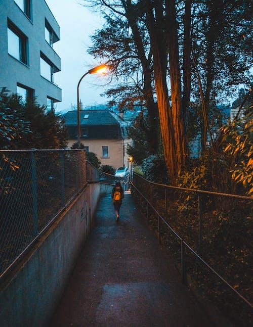 Ảnh lưu trữ miễn phí về đi bộ, một mình