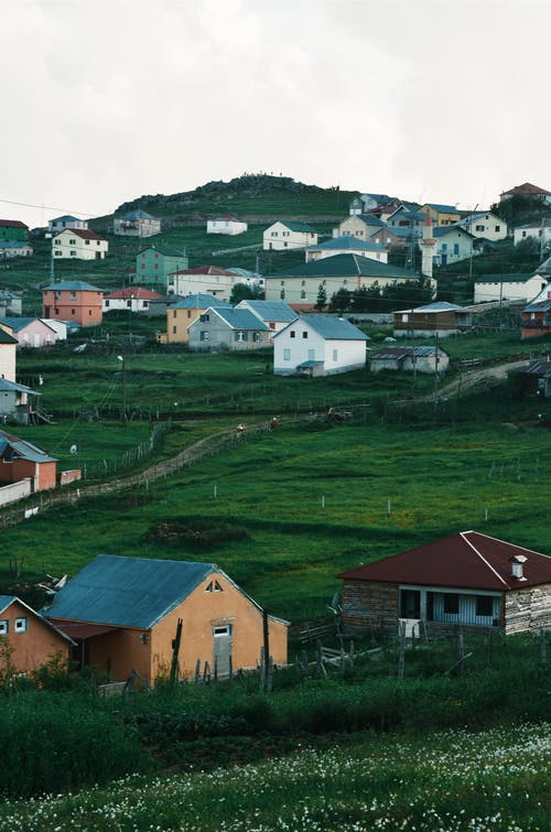 城鎮, 增長, 家, 家人 的 免费素材照片