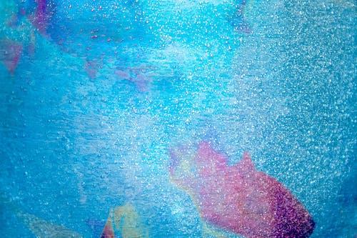 Foto stok gratis abstrak, bertekstur, biru, dasar