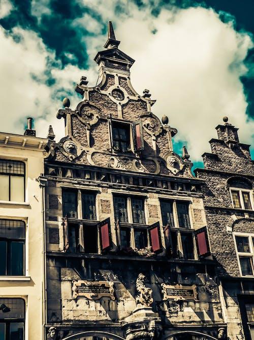 Ảnh lưu trữ miễn phí về mặt tiền, nederland, nội thành, phố cổ