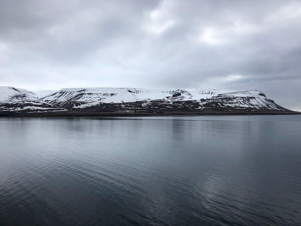 Foto profissional grátis de svalbard northpole