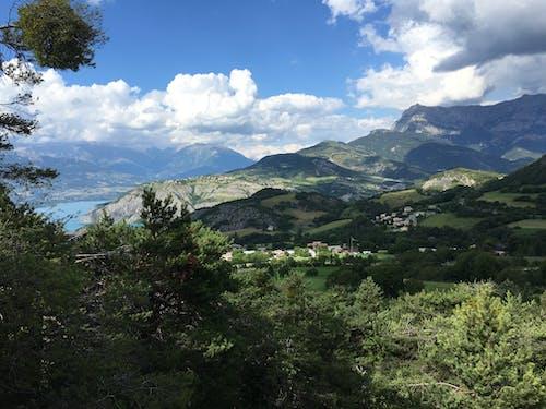 Δωρεάν στοκ φωτογραφιών με montagnes, vert, Άλπεις, αναπνοή