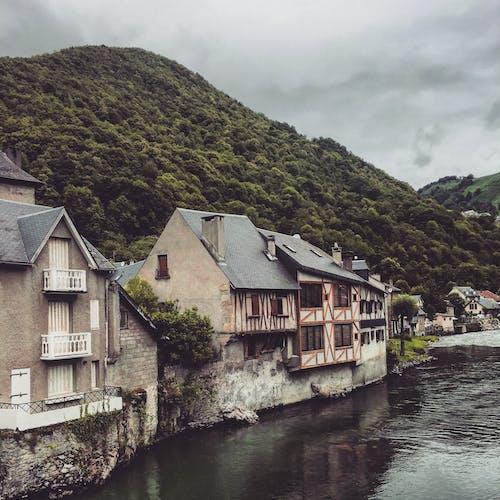 Δωρεάν στοκ φωτογραφιών με montagnes, vintage, βουνά, Γαλλία