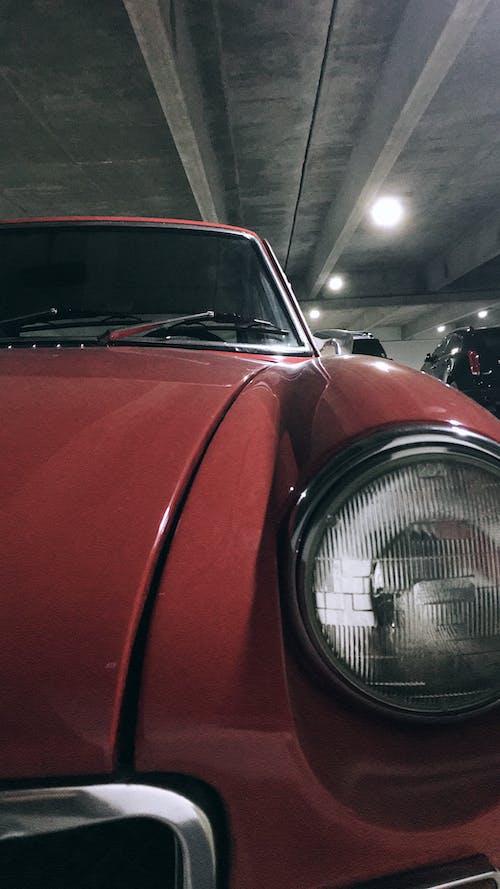 Δωρεάν στοκ φωτογραφιών με αγωνιστικό αυτοκίνητο, αυτοκίνητα, αυτοκίνητο, κόκκινο