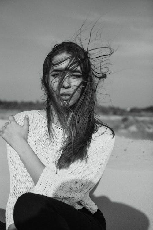 Безкоштовне стокове фото на тему «вираз обличчя, волосина, вродлива, Гарний»