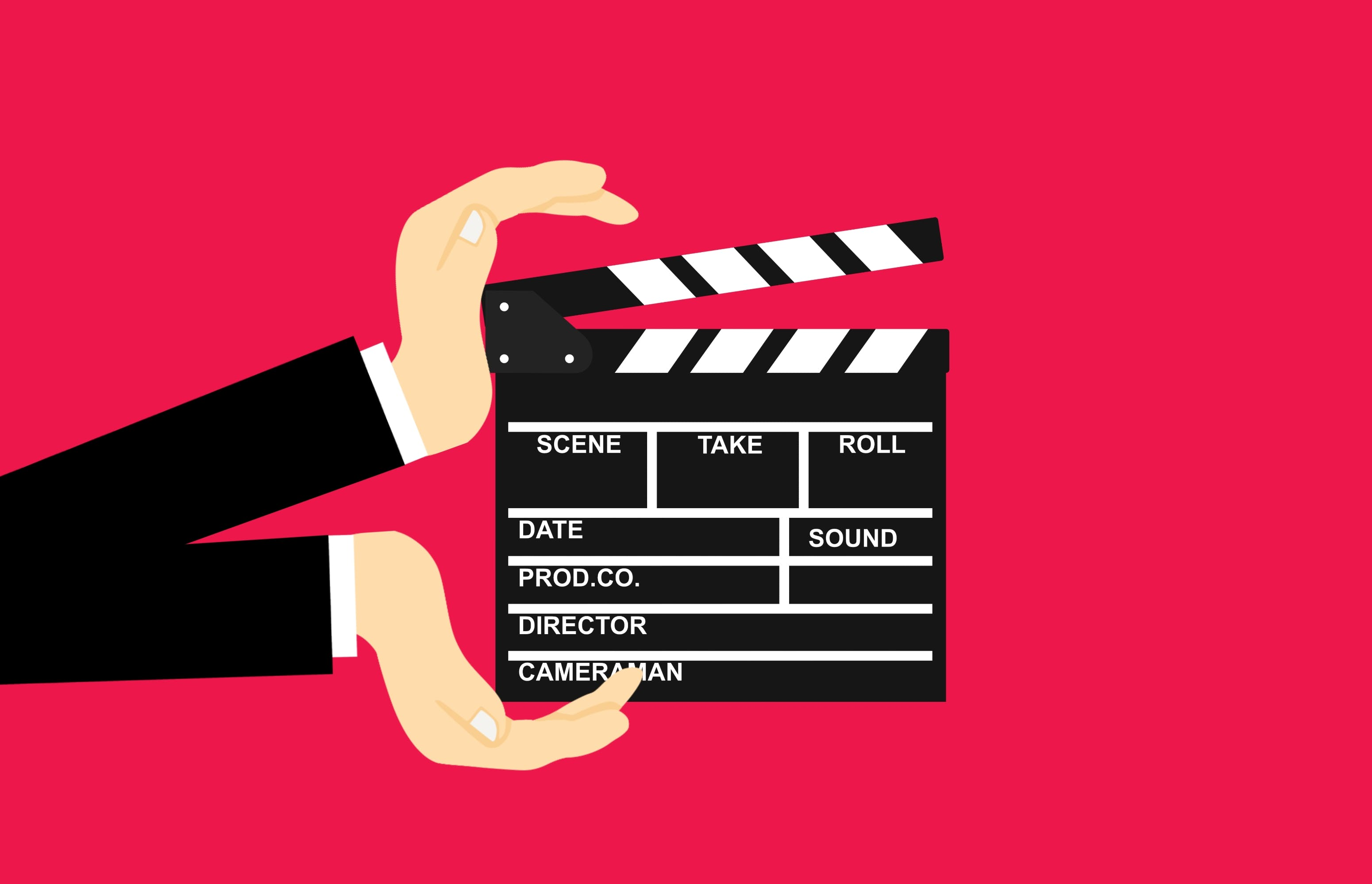 Free stock photo of cinema, cinematography, clapper, clapperboard